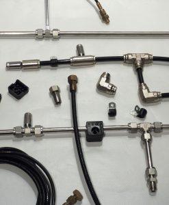 Hochdruck-Rohre & Verbindungen